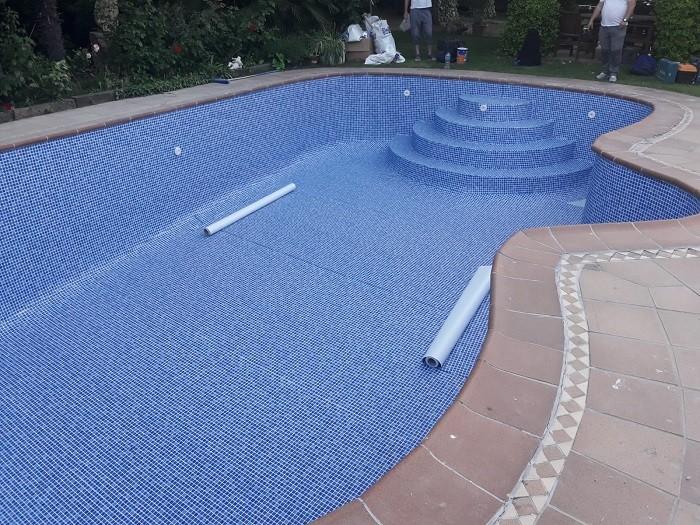Mantenimineto piscina ejemplo 2